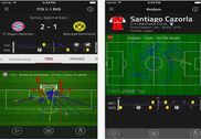 FourFourTwo Football Stats Zone iOS Maison et Loisirs