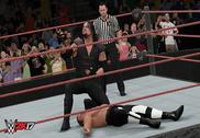 WWE 2K17 Jeux