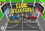 Cubic Basketball 3D Jeux