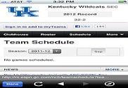 Kentucky Basketball Maison et Loisirs