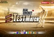 Real Cricket™ Test Match Jeux