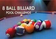8 Ball Billiard Pool Challenge Jeux