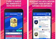 FIFA 19 Companion Android Jeux