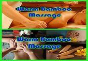 Warm Bamboo Massage Maison et Loisirs