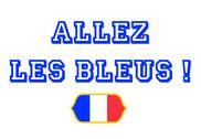 Slogan Allez bleus