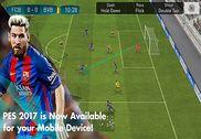 PES 2017 Mobile iOS Jeux