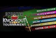 Snooker Knockout Tournoi Jeux