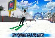 Ski Mountain Racer Jeux