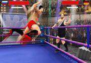 étoiles lutte révolution 2017: réal poinçon boxe Jeux