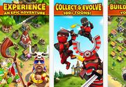 Cartoon Clash iOS Jeux