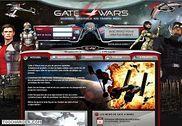 Gate4Wars Jeux