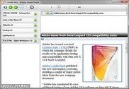 Desktop Google Reader Internet