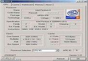 CPU-Z Utilitaires