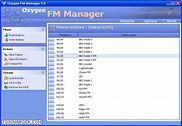 Oxygen FM Manager Bureautique
