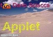 DS DissolveText Applets Java