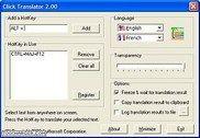 Click Translator Bureautique