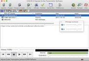 Express Scribe - Logiciel de transcription pour Mac