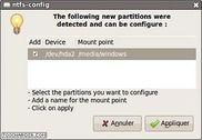 NTFS-3G Utilitaires