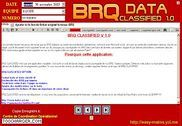 BRQ data classified Bureautique