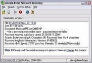 Accent Office Password Recovery Bureautique