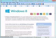 PDF Viewer for Windows 8 Bureautique
