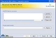 Kernel for PDF to Word Bureautique