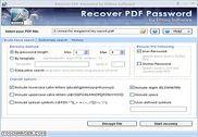 Recover PDF Password Bureautique