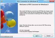 PDF Converter for Windows 8 Bureautique