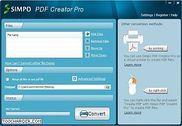 Simpo PDF Creator Pro Bureautique