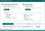 Easy PDF to Text Converter Bureautique