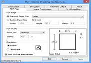 PDF Printer for Windows 10 Bureautique