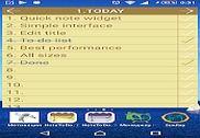NoteToDo. Easy. Notes to do Bureautique