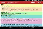Notepad 360 - Text Editor Bureautique