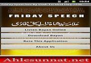 Friday Speech Shah Sahab(2006) Bureautique