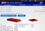 3D Fox Bricks Bureautique