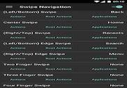 Swipe Navigation Unlocker Bureautique