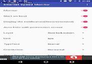 Internet Speed Monitor Bureautique