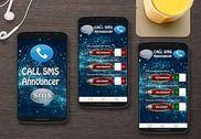 Annonceurs et SMS parlants Bureautique
