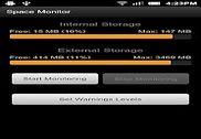 Space Monitor Free Bureautique