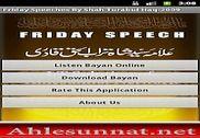 Friday Speech Shah Sahab(2009) Bureautique