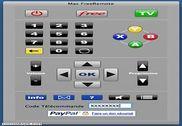 Mac FreeRemote Multimédia