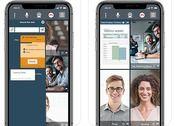 Tixeo pour iOS Multimédia