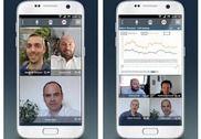 Tixeo pour Android Multimédia