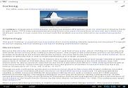 Wikipedia Mobile Maison et Loisirs