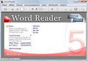 Word Reader Bureautique