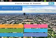 Paris carte hors ligne, guide Maison et Loisirs