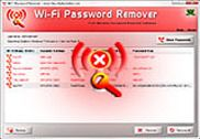Wifi password remover