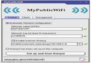MyPublicWifi Réseau & Administration