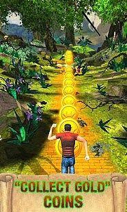 Temple Princess Lost  In Jungle : Endless Oz Run