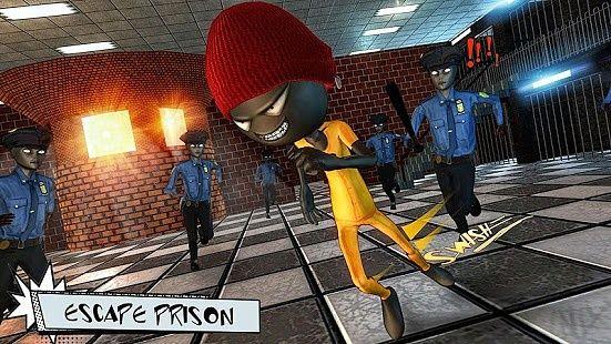 Stickman Prisoner Jail Breakout